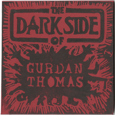 The Dark Side of Gurdan Thomas Front Cover