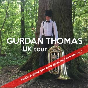 UK Tour 2017 Part 1